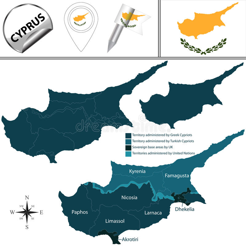 Map of cyprus stock vector illustration of atlas button 67360493 download map of cyprus stock vector illustration of atlas button 67360493 gumiabroncs Image collections