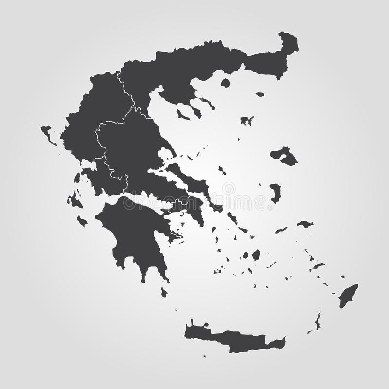 Map of greece stock illustration illustration of athens 103358772 download map of greece stock illustration illustration of athens 103358772 gumiabroncs Image collections