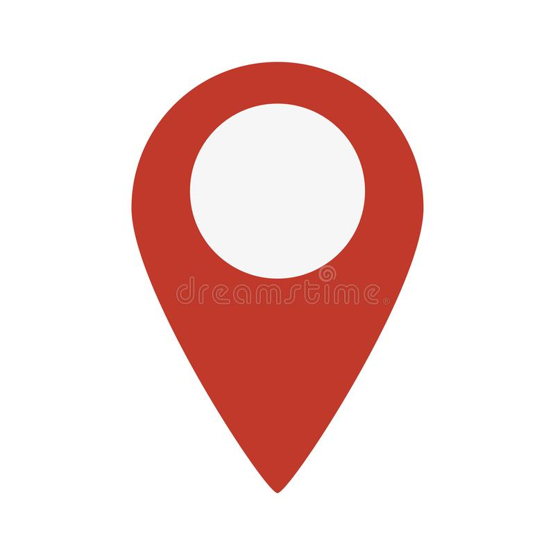 Free Map Marker Icon Stock Image - 103893081