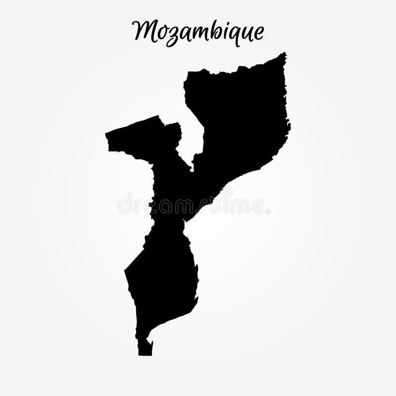 Map of mozambique stock illustration illustration of africa 109465743 download map of mozambique stock illustration illustration of africa 109465743 gumiabroncs Images