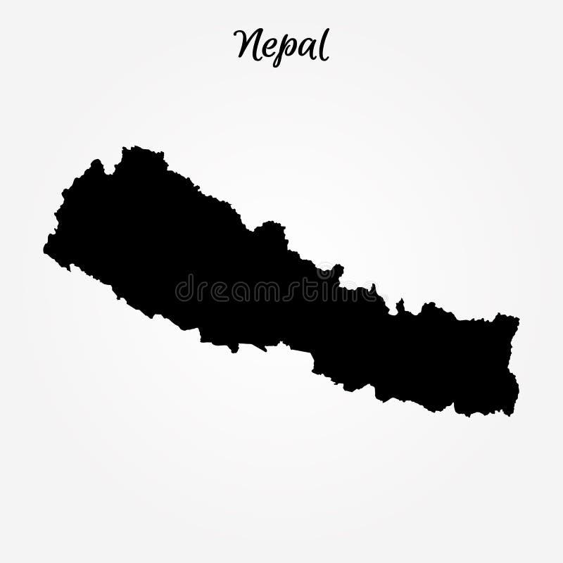 Map of nepal stock illustration illustration of detailed 109469139 download map of nepal stock illustration illustration of detailed 109469139 gumiabroncs Gallery