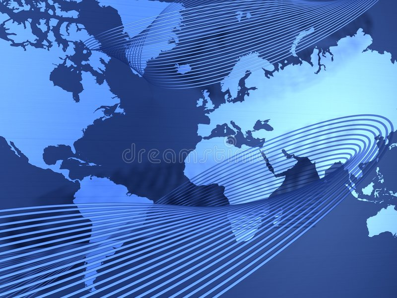 Download Map news stock illustration. Image of globes, geography - 7156861