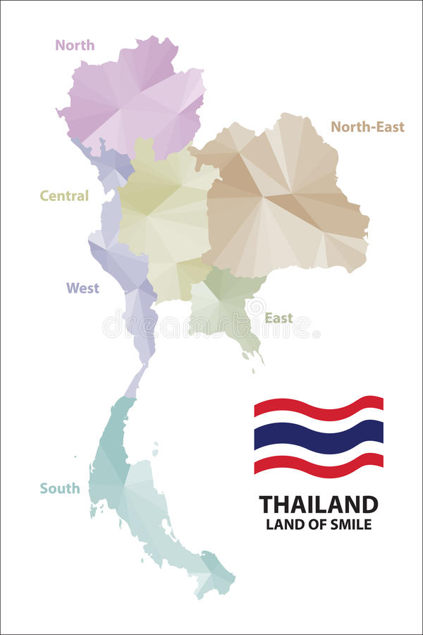 Map thailand stock vector illustration of template 55399960 download map thailand stock vector illustration of template 55399960 gumiabroncs Images