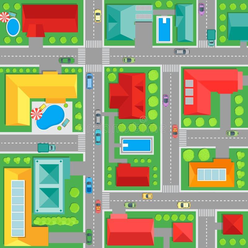 Рисунки планов города