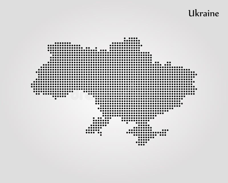Map of Ukraine. Vector illustration. World map. Map of Ukraine. Vector illustration stock illustration