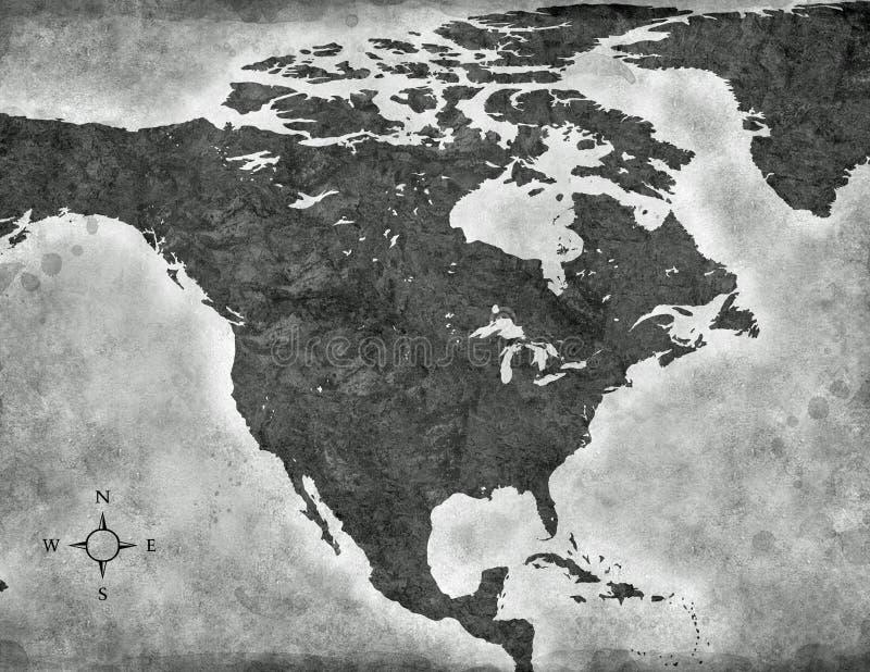 mapa ilustracja wektor
