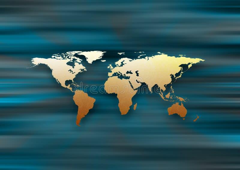 Mapa Do Mundo Imagens De Stock Grátis