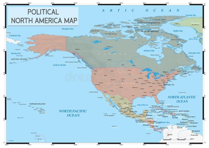 Mapa Mundi obrazy royalty free