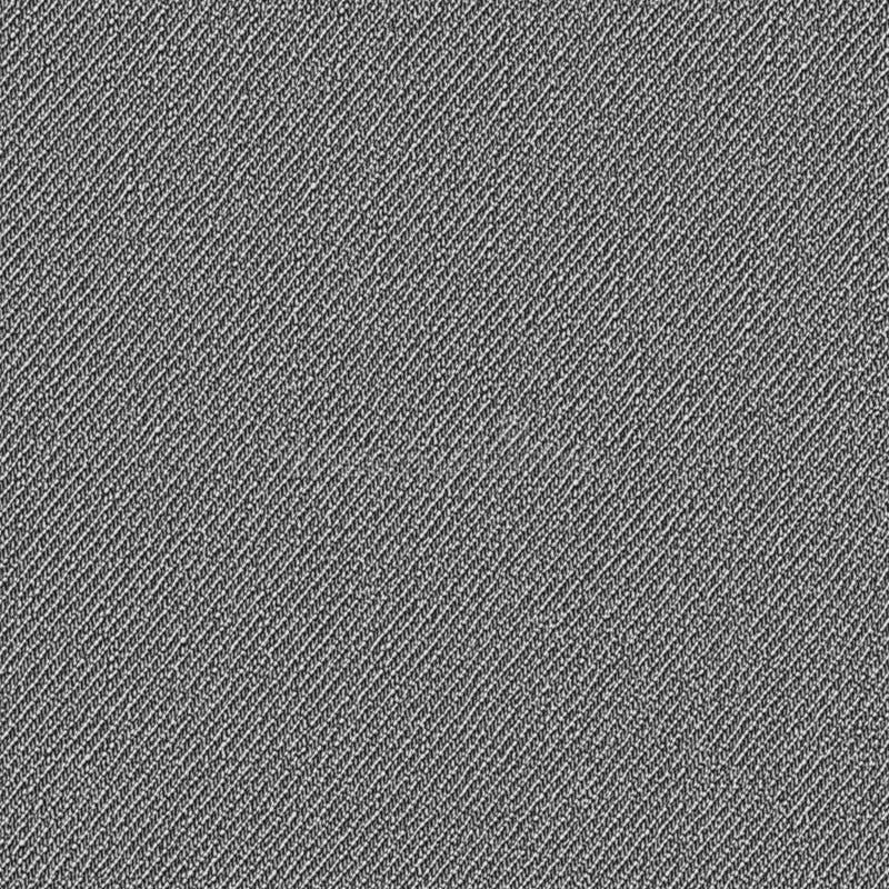 Mapa sem emenda do deslocamento da textura 5 da tela Calças de brim materiais fotografia de stock royalty free