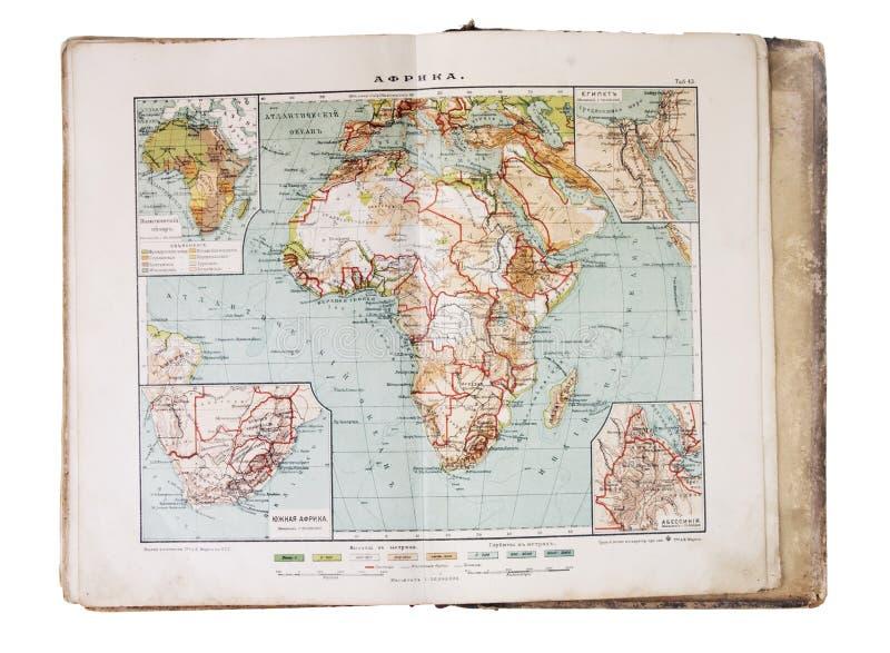 mapbook στοκ εικόνες