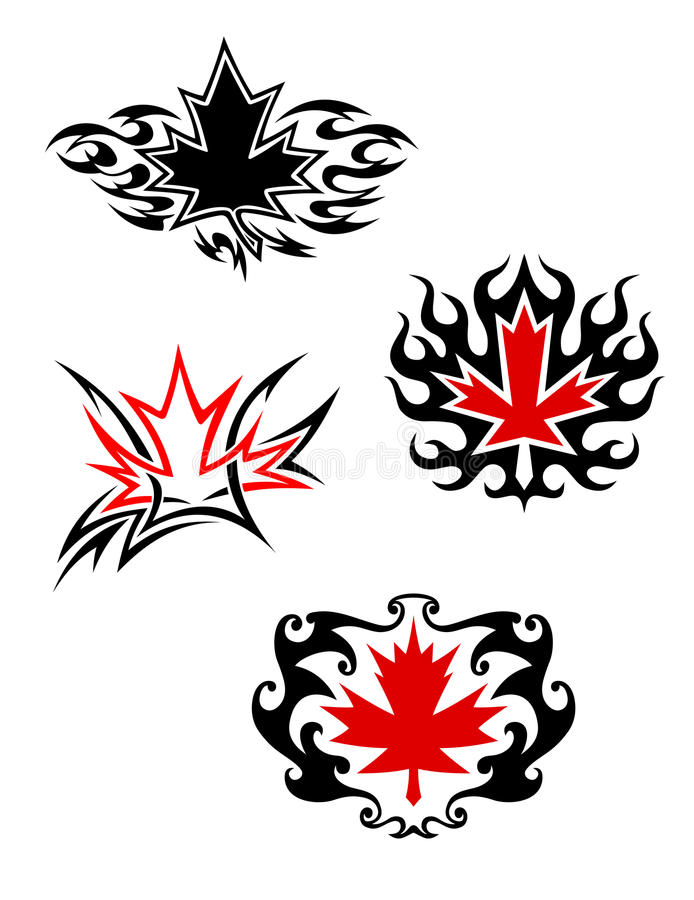 Download Maple Leaf Mascots Stock Images - Image: 26213864