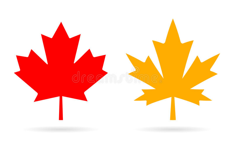 maple leaf vector icon stock vector illustration of design 83924425 rh dreamstime com maple leaf vector canada maple leaf vector art