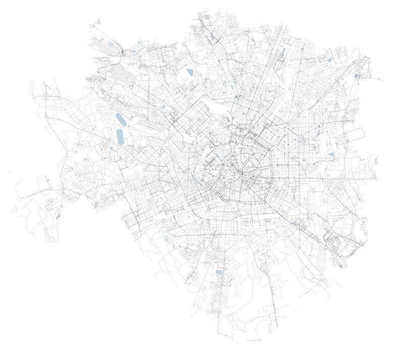 Cartina Satellitare Lombardia.Mappa Di Milano Vista Satellite Expo Illustrazione Di Stock Illustrazione Di Modello Expo 54350639