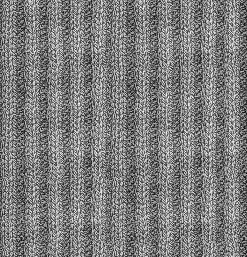 Mappa senza cuciture di spostamento di struttura 2 del tessuto fotografia stock
