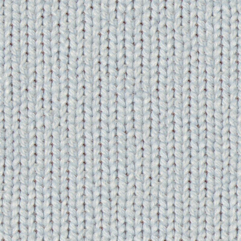 Mappa senza cuciture diffusa di struttura 7 del tessuto Grey Fabric leggero immagine stock