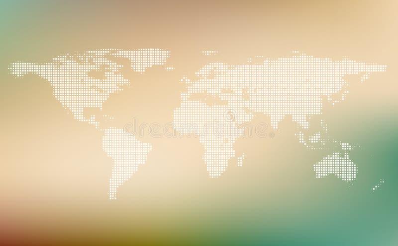 Cartina Mondo Vettoriale Gratis.Mappa Stilizzata Del Mondo Illustrazioni Vettoriali E Clipart Stock 5 219 Illustrazioni Stock