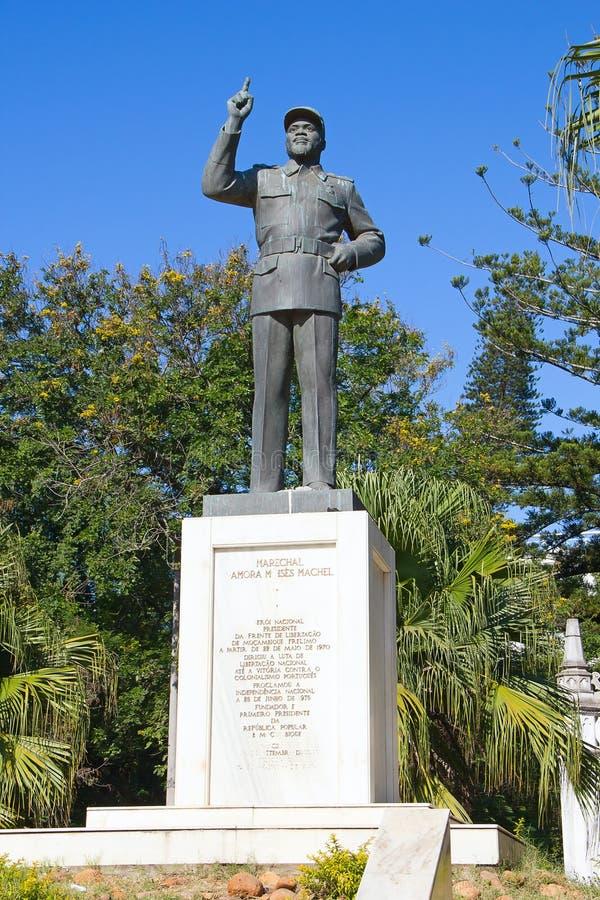 Maputo Mocambique Arkivbild