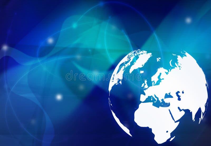 mapy świata. ilustracja wektor