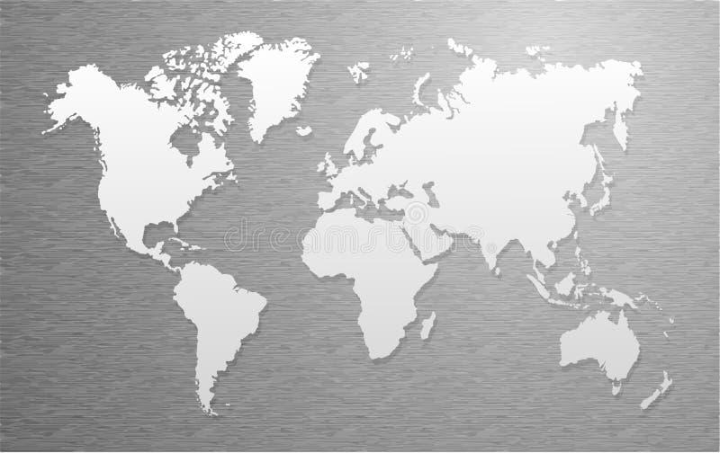 mapy royalty ilustracja