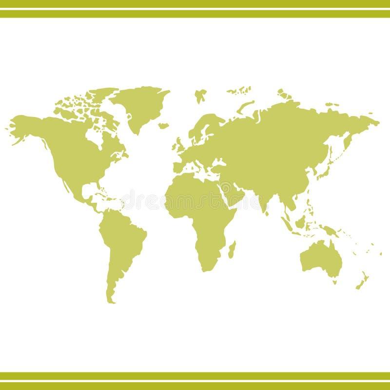 Mapy Landmass ikona wielka dla jakaś use eps10 kwiatów pomarańcze wzoru stebnowania rac ric zaszywanie paskował podstrzyżenia wek ilustracji