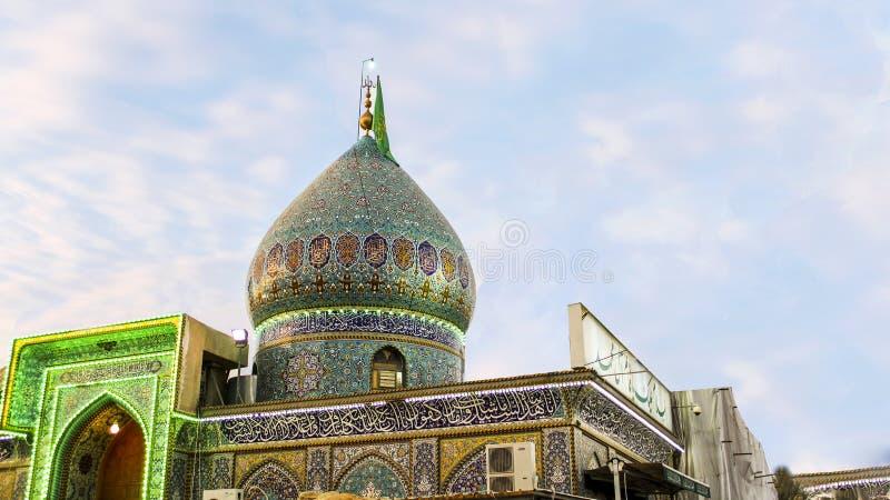 Maqam-e-имам e Zamana s HD стоковое изображение rf