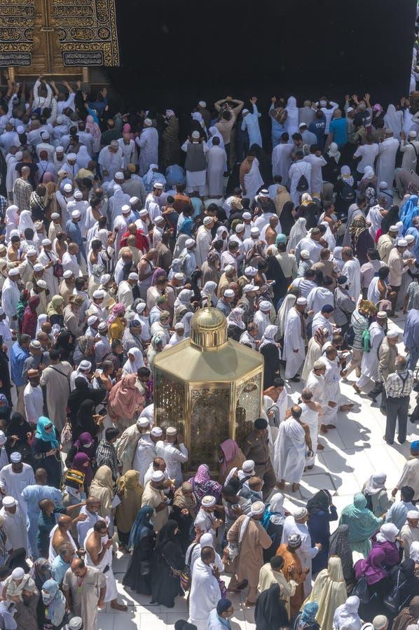 Maqam Ibrahim royalty-vrije stock afbeelding