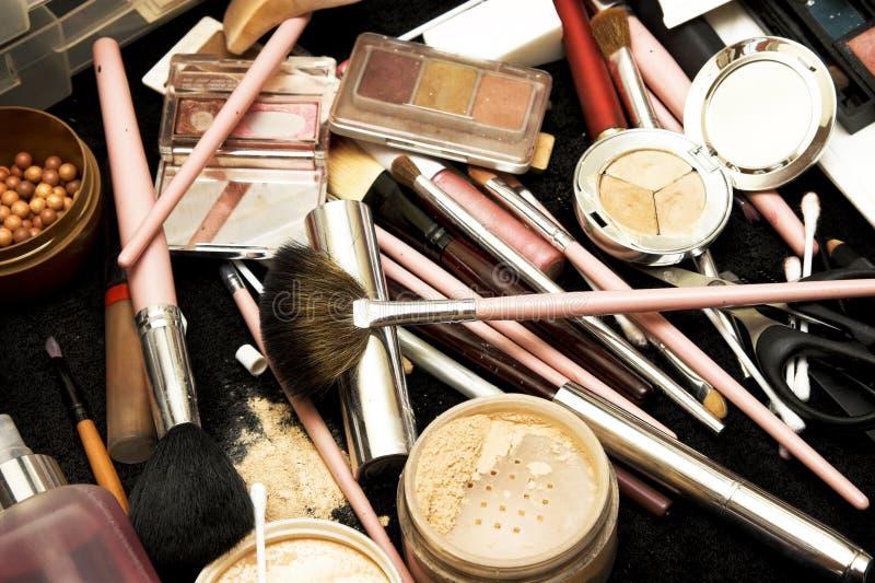 Maquillage photos libres de droits