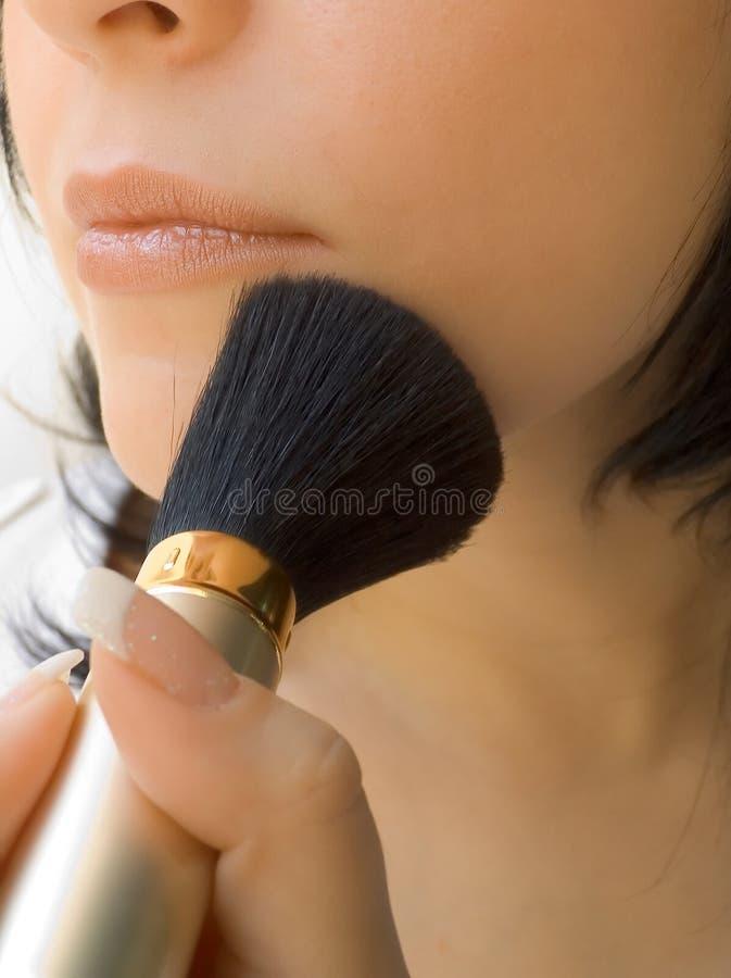 Maquillaje fotos de archivo libres de regalías