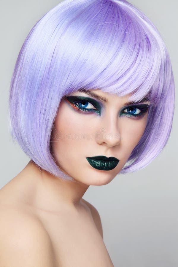 Maquillaje imagen de archivo