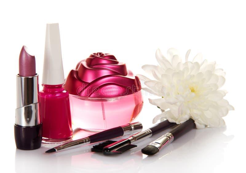Download Maquillaje cosmético imagen de archivo. Imagen de pulverice - 41921365