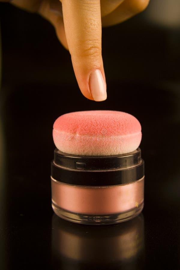 Download Maquillaje cosmético imagen de archivo. Imagen de aplicador - 7290009