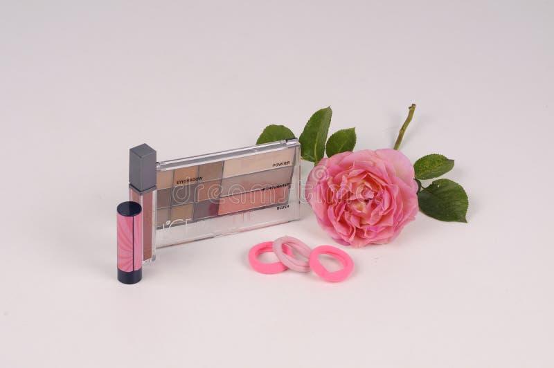Maquillaje de ?eautiful foto de archivo libre de regalías