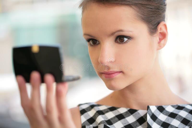 Download Maquillaje de los valores foto de archivo. Imagen de hermoso - 7282116