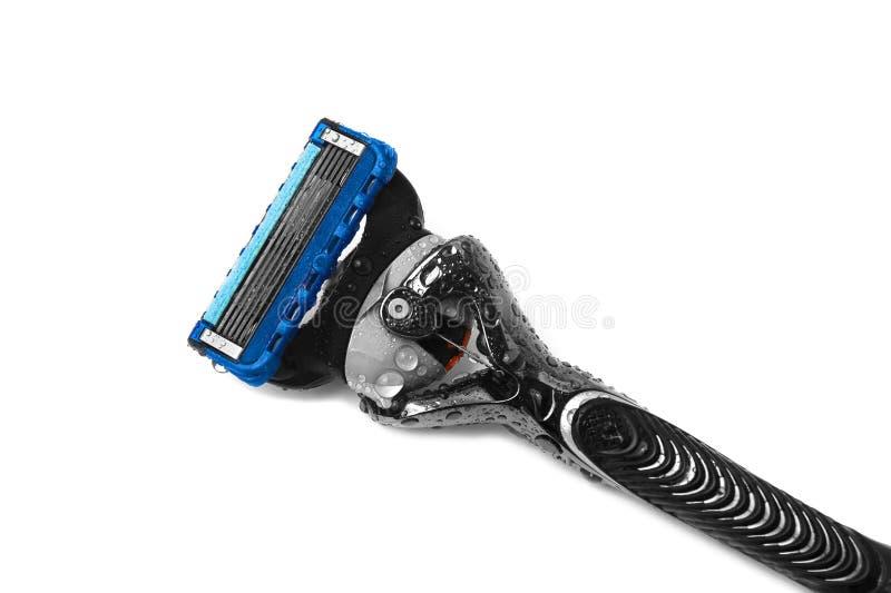 Maquinilla de afeitar de la máquina de afeitar del ` s de los hombres fotos de archivo libres de regalías