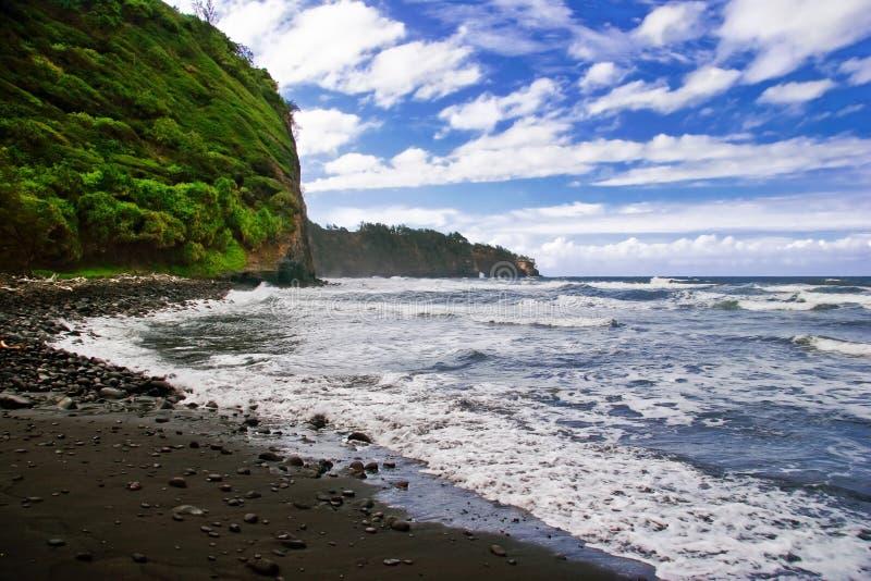 marée d'océan photo stock