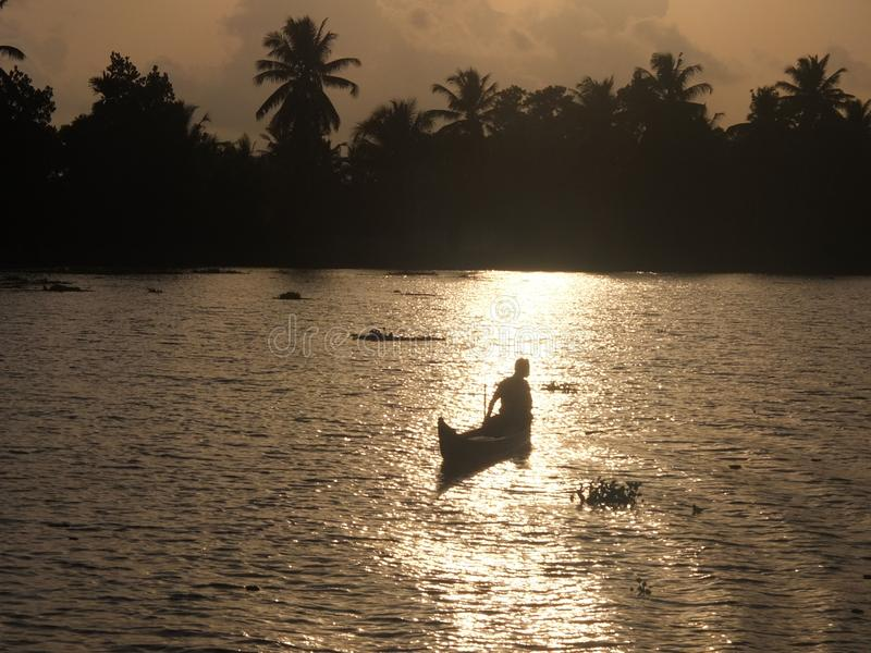 Marés de Kerala, India fotos de stock