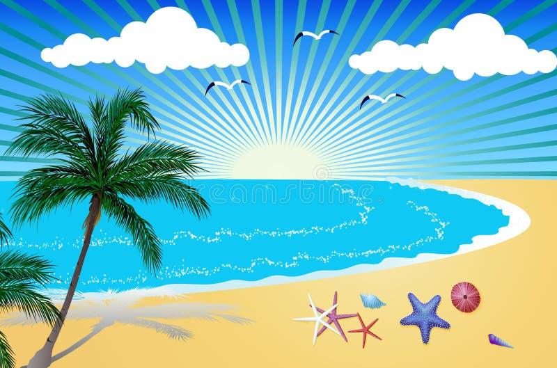 Mar libre illustration