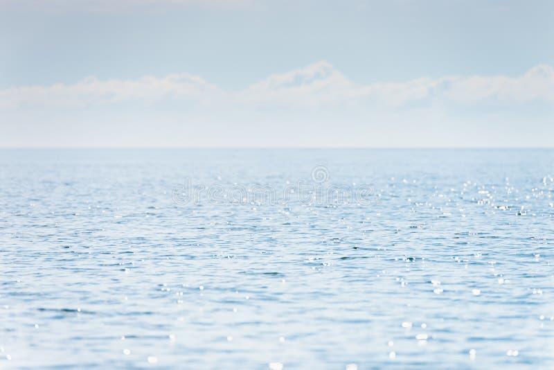 Mar aberto imagens de stock royalty free