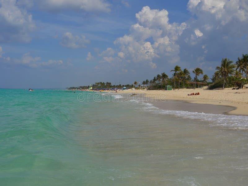 Mar Azul fotografia royalty free