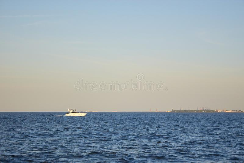 Mar Báltico foto de archivo libre de regalías