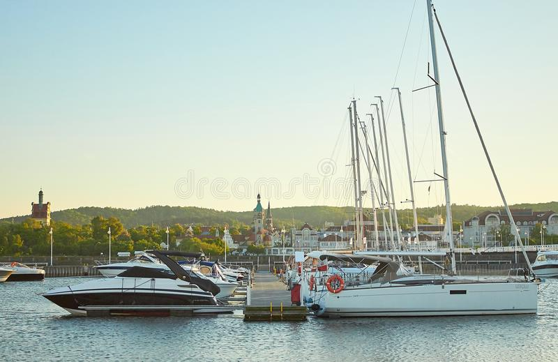 Mar Báltico fotos de stock royalty free