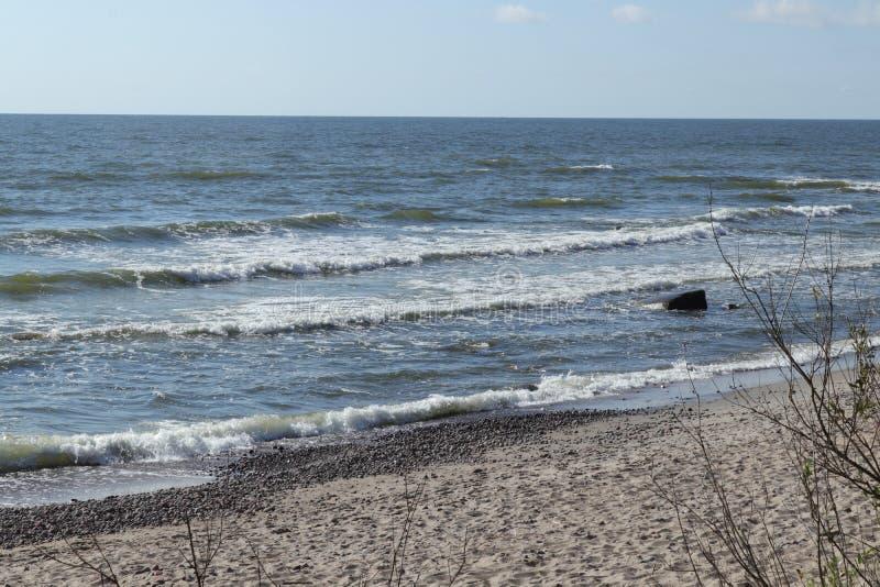 Mar Báltico imagenes de archivo