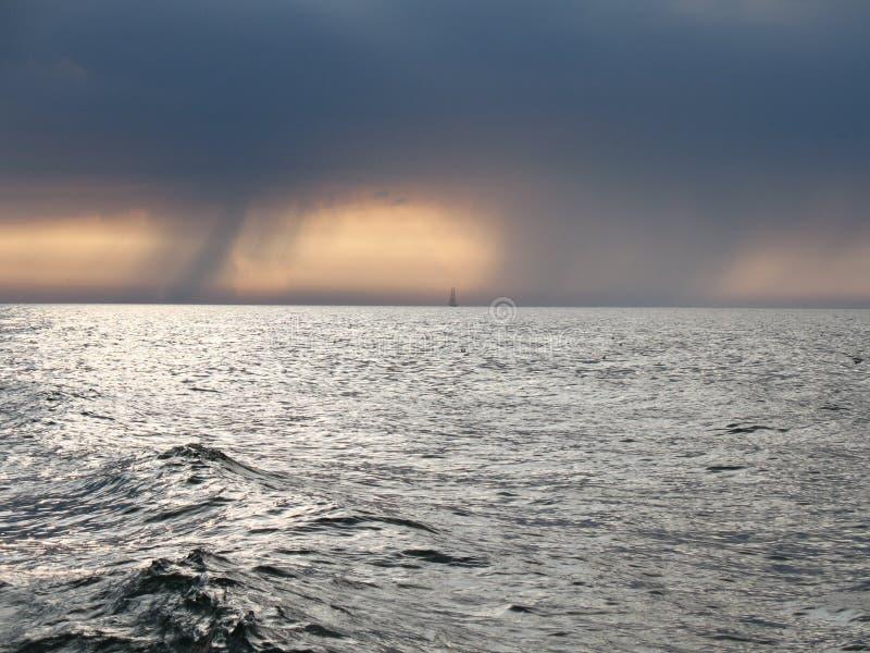 Mar Báltico foto de stock royalty free