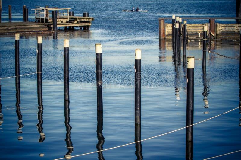 Mar Báltico, Kiel foto de stock royalty free