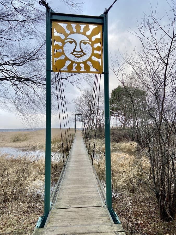 Mar Báltico outono costa mar praia mar Saulkrasti Letónia fotos de stock royalty free