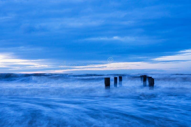 Mar Baltico immagine stock