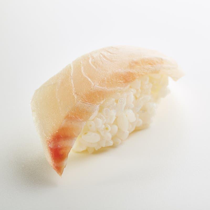Mar Bass Nigiri Sushi fotos de stock royalty free