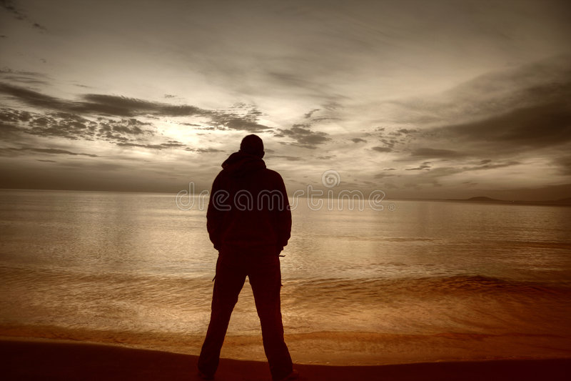 Mar Calo-Preto fotos de stock