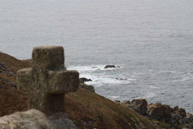 Mar celta imagens de stock royalty free