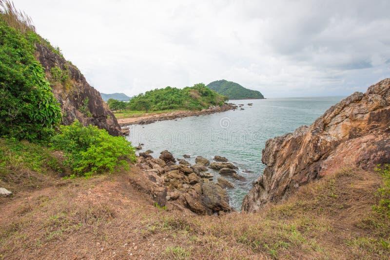 Mar Chantaburi imagens de stock royalty free